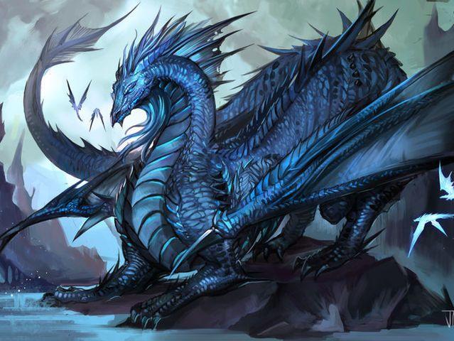 I got Dragon