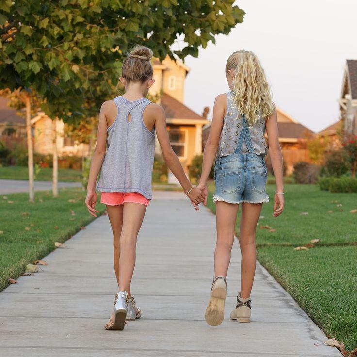 tween fashion fall trend sunday stroll girls summer