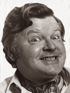 Chatter Busy: Benny Hill Quotes