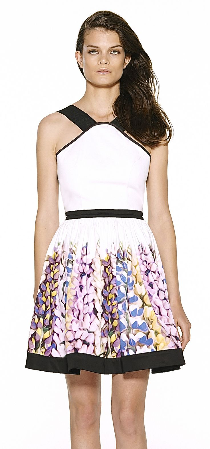 Sublime flower dress by ALICE McCALL  SOON on THETENDANCE.COM