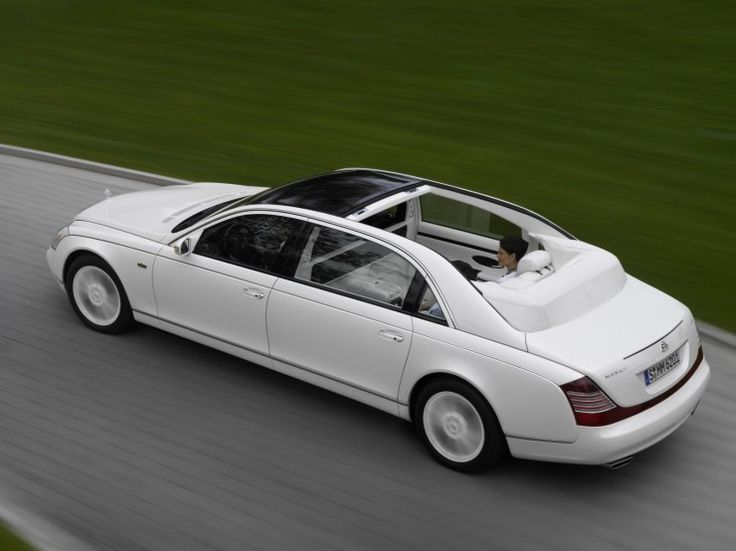Top 10 Worldu0027s Most Expensive Cars Of 2012 ~ Maybach Landaulet Varoooom