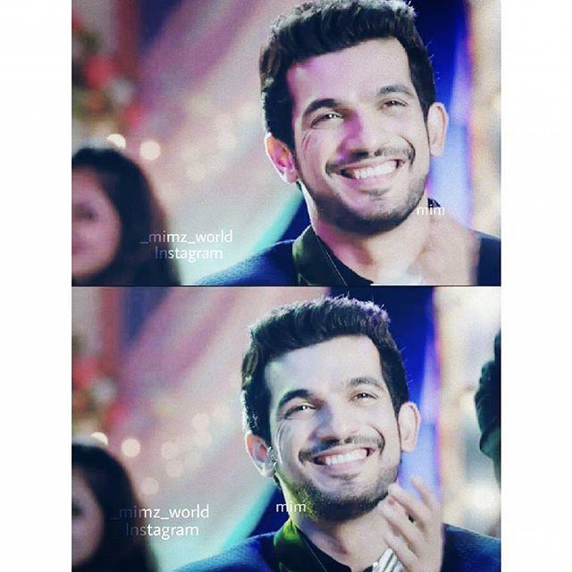 The smile series 5 #arjunbijlani #ritik #naagin @arjunbijlani