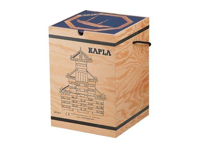 Kapla groepsset in kist, 280 onder- delen incl. voorbeeldboek assorti http://www.kgrolf.nl/product/1320/3012115_16929_1620_252_30/kapla-groepsset-in-kist-280-onder-delen-incl-voorbeeldboek-assorti.aspx