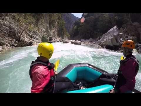 Rafting Αραχθος Τζουμερκα