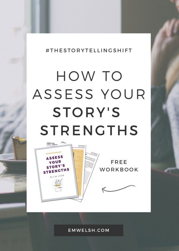 How to Assess Your Story's Strengths | Want to improve your writing? You need to look what makes your stories so strong and ENHANCE that, not water it down by trying to be make everything strong. In this post you'll learn how to evaluate what your story's strengths are, how to improve them, and strategies to developing the weaker parts of your writing!
