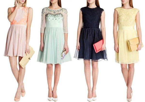 Wedding Guest Dresses Spring Summer by Ted Baker