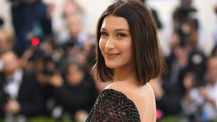 Are Bella Hadid and Drake Dating? Are Jenny Slate and Jon Hamm? Or is It Just a Slow News Day? | W Magazine