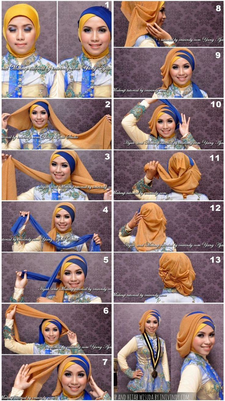 247 Best Images About Hijab Style On Pinterest Turban Style How
