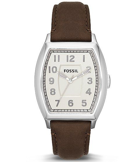 #Fossil Narrator Watch