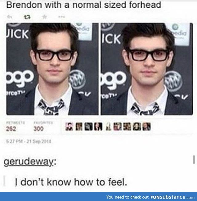 It's like Panic! At The Disco without the '!'>>>........Ummm...... It's weird .....