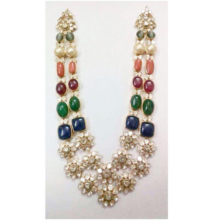 Nice #traditionaljewellery #navaratna