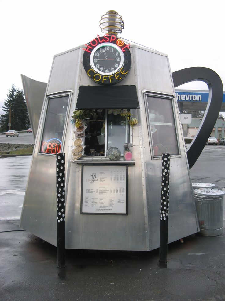 Espresso Stand Designs : Best coffee drive thru building materials images on