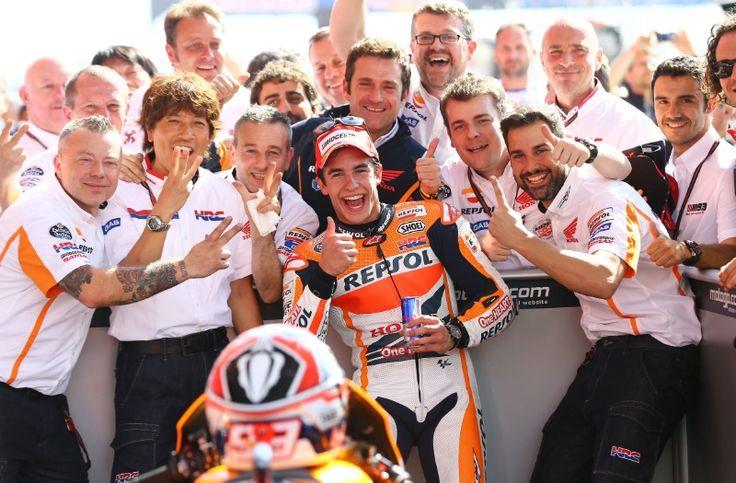 Marquez, Argentinian MotoGP 2014