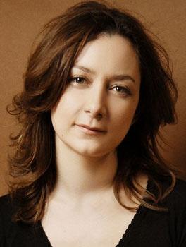 Sara Gilbert - Oct. 2012 Brunch at R.F.D.