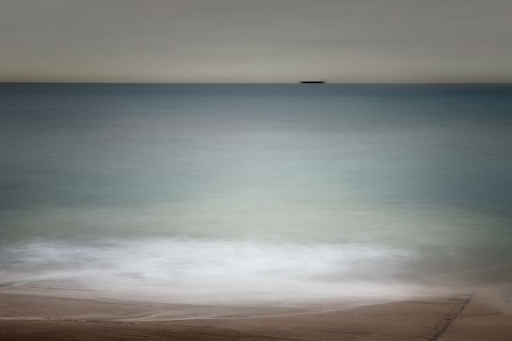 """Gundula Walz, """"Seascapes -Time and Space"""""""
