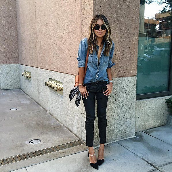 """45 Outfits to Try When You """"Have Nothing to Wear"""" For a Night Out: Planning your outfit for a night out in the Fall can be a real headache."""