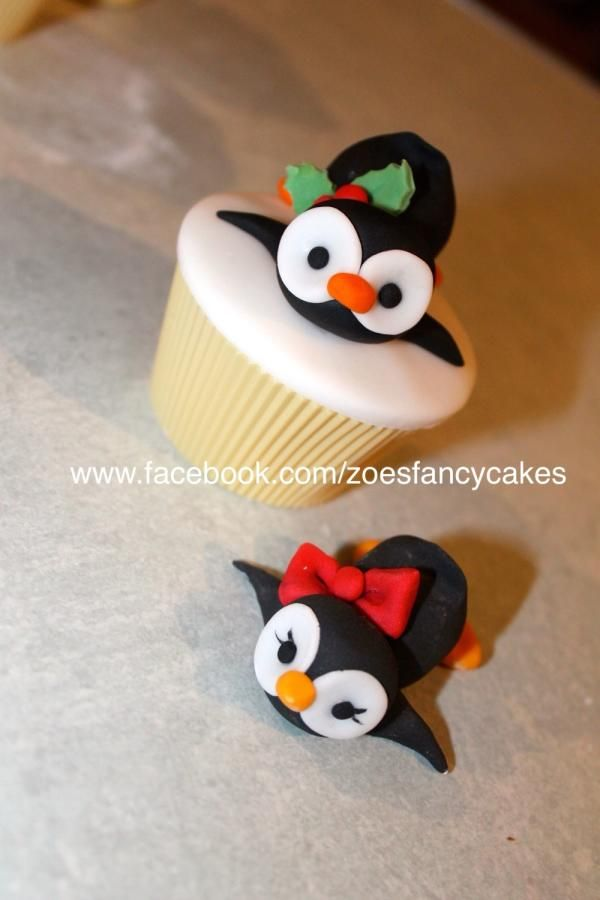 cupcake toppers - Cake by Zoe's Fancy Cakes - more at https://www.facebook.com/zoesfancycakes