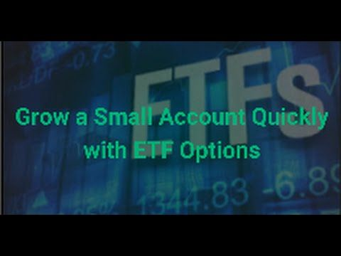 When you combine ETF options with the right options strategy, it can be one of the best ways to profit from the financial markets, with little starting capital. More at http://www.options-trading-mastery.com/etf-options.html