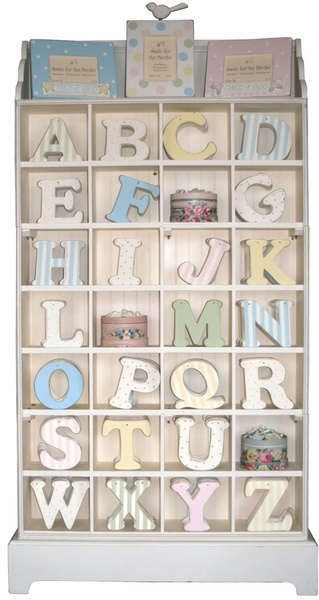 mix and match wall letters!