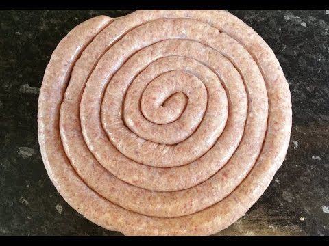 11 best pretty in pork images on pinterest cooking food for How to cook cumberland sausage ring