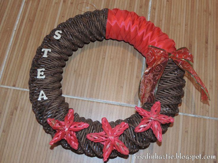 Christmass door wreath