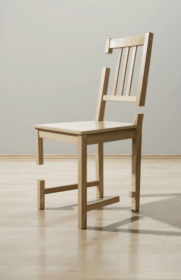 Designer Trap Chair
