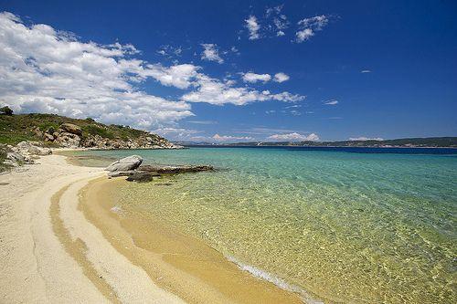 metochi beach halkidiki