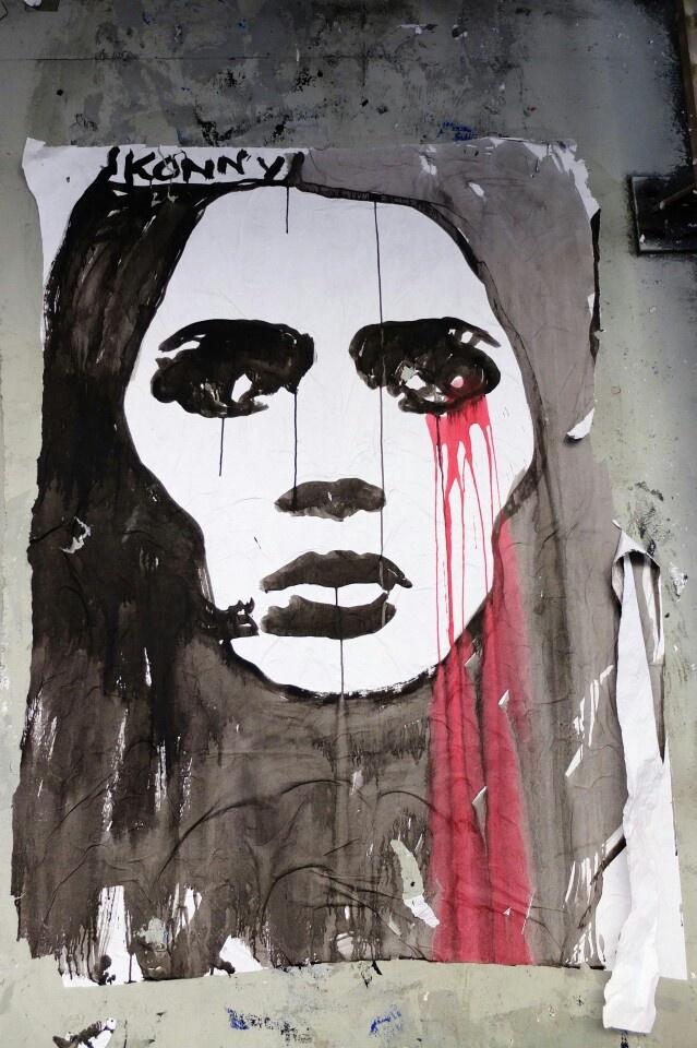 street art - Paris 4 - rue saint-merri