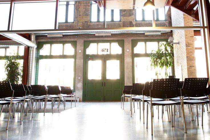 The Roblin Centre (on Princess Street) Wedding Wedding Venues - #AmandaDouglasEvents
