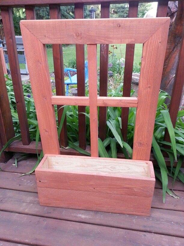 Window box planter ♡