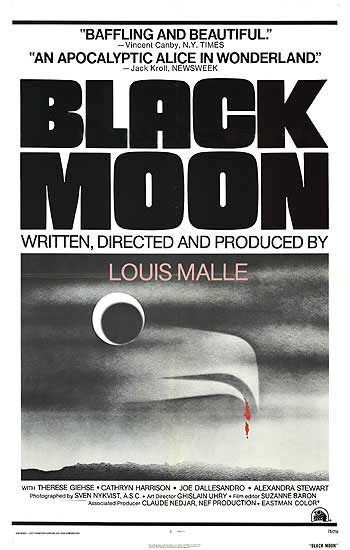 Black Moon [Louis Malle / 1975 / 100mins]
