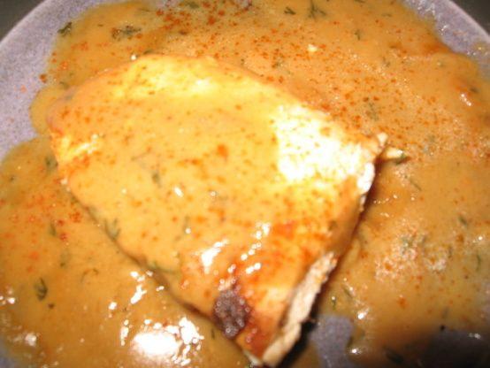 Polish-Style Roast Chicken