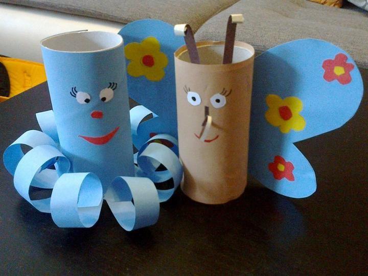 Skupina - Tvoření s dětmi