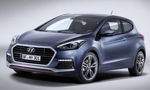 #Hyundai #i30-3portes. Une voiture qui ose défier les conventions. Car elle sait que c'est la seule manière de rester unique.