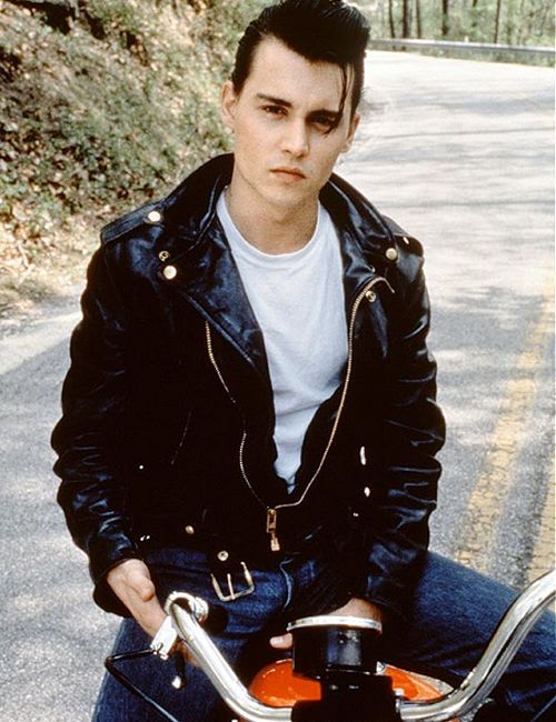 Cry Baby Johnny Depp