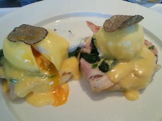 breakfast at hotel Ritz Carlton Tokyo