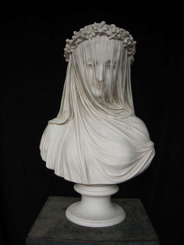 Item Veiled Lady Bride Classical 84