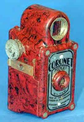 Bakelite Coronet Midget Camera