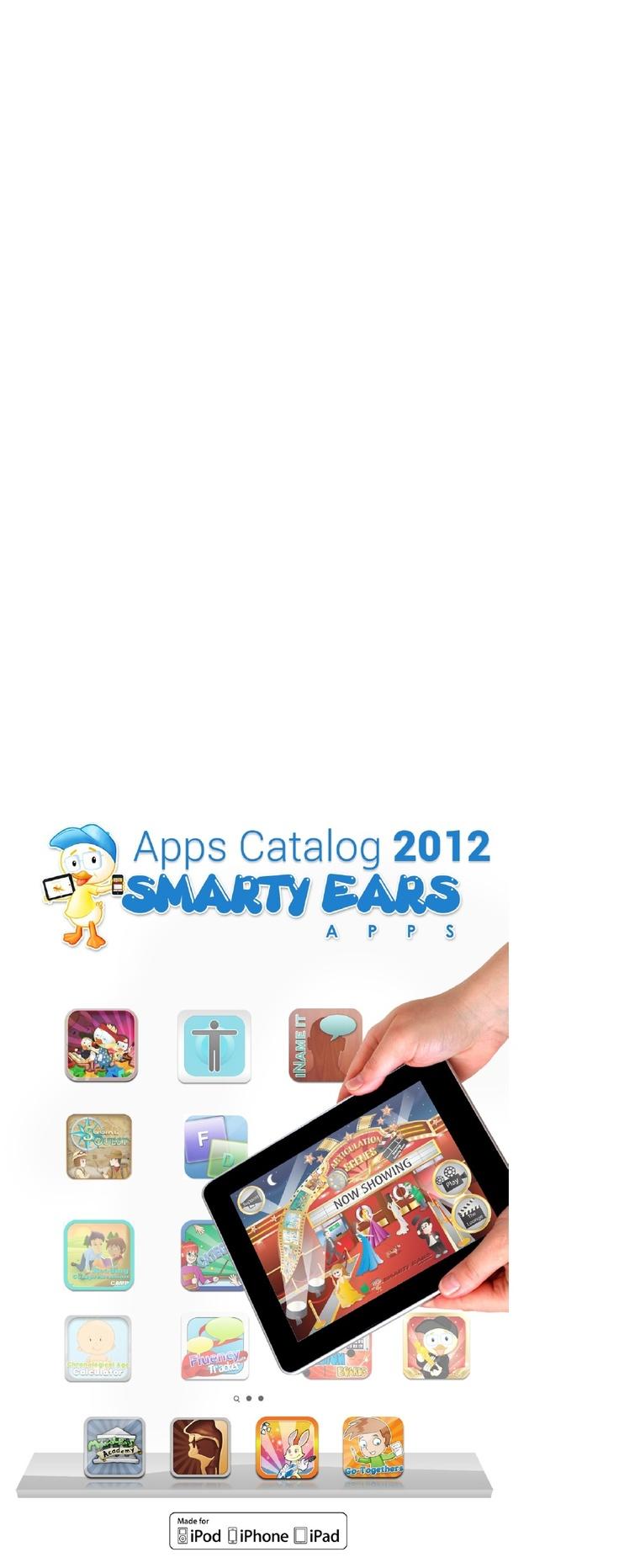 Best ipad apps for speech therapy by smarty ears speech