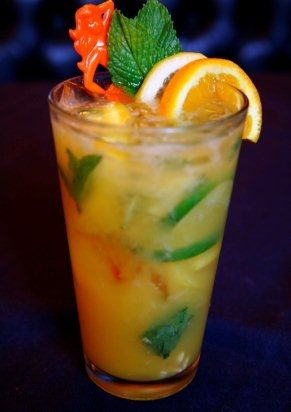 Passion Lemonade Punch