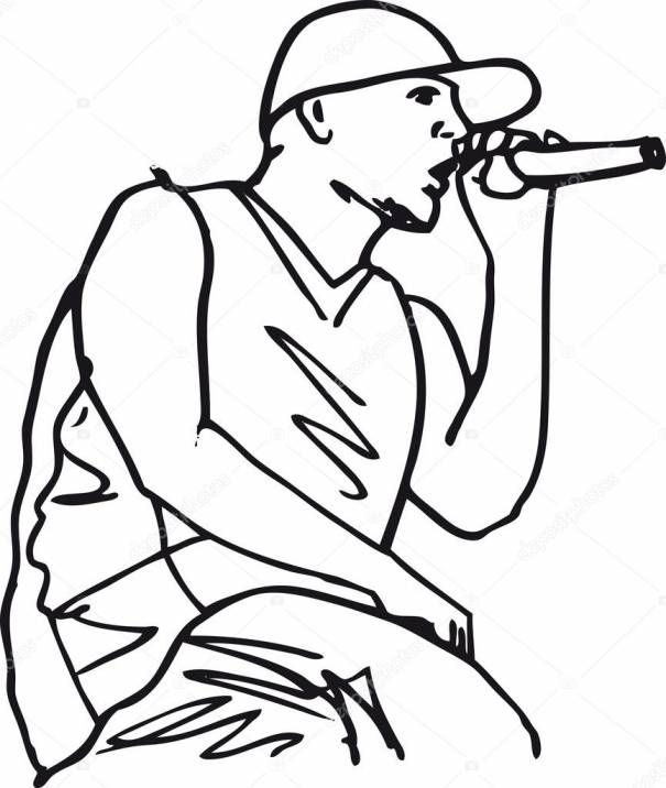 18+ Microphone Coloring Page In 2020 Coloring Pages, Cartoon Clip Art,  Illustration