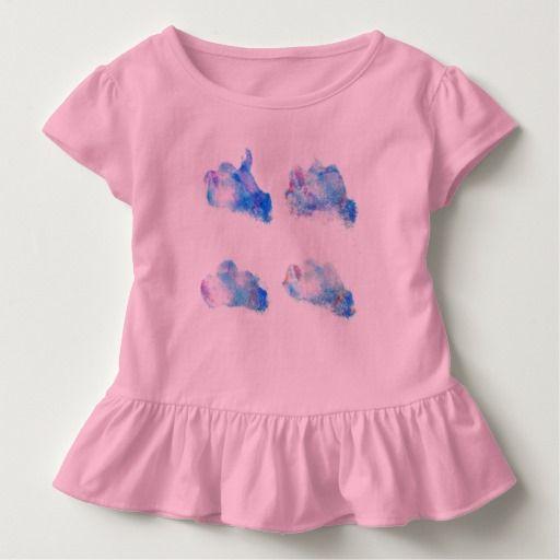 Kids designers tshirt pink