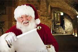 Santa at Winterval 2012
