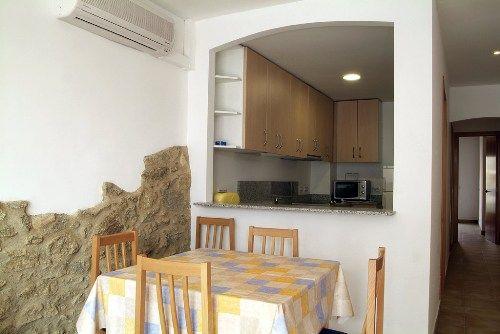 New Apartment in Canadell Beach - 1   Accommodation in Costa Brava Apartamento nuevo en la playa del Canadell   Alquileres en la Costa Brava