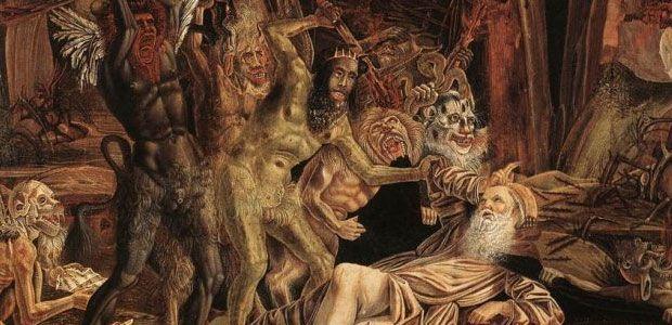 «Οι πειρασμοί του Μεγάλου Αντωνίου» του Στάθη Κομνηνού