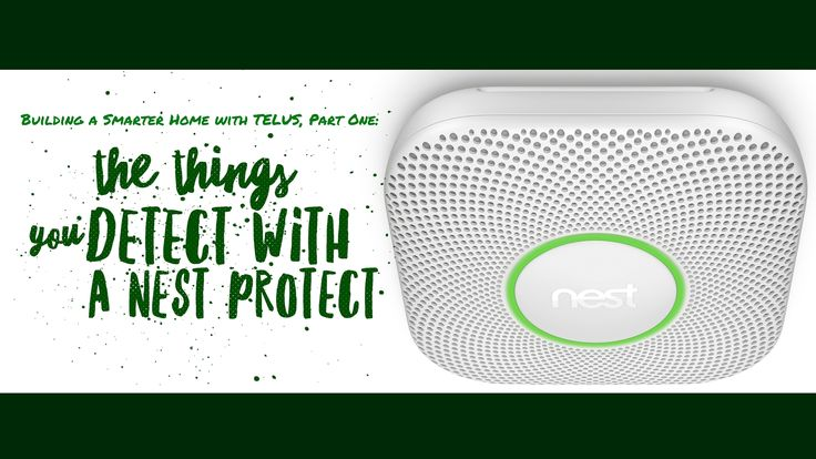 CANADIANS! Win a Nest Protect smart smoke detector worth $130 CAD!