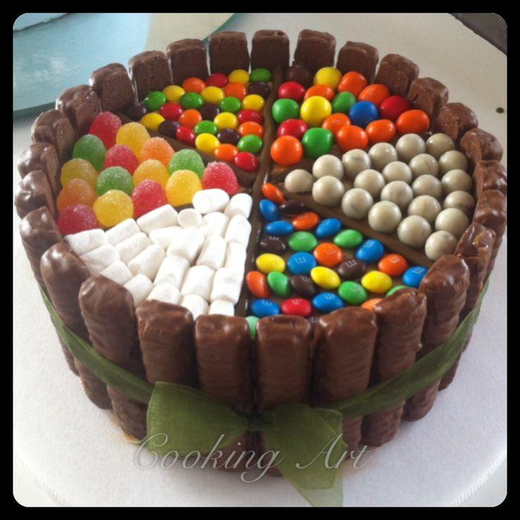 Best Twix Cake