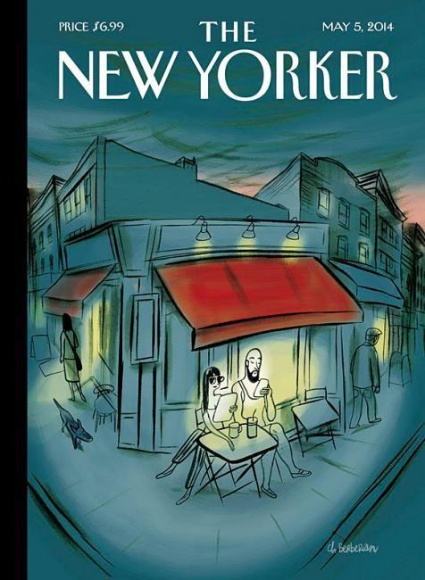 The New Yorker, Charles Berberian                                                                                                                                                      Más