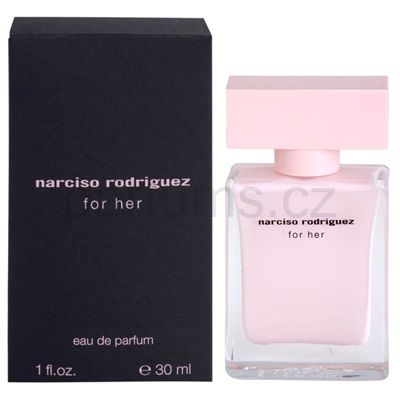 Narciso Rodriguez For Her, parfemovaná voda pro ženy 30 ml | parfums.cz