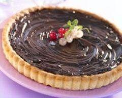 Tarte au chocolat express (facile, rapide) - Une recette CuisineAZ